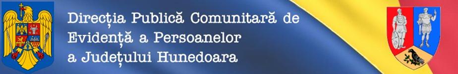 Directia Publica Comunitara de Evidenta a Persoanelor Hunedoara